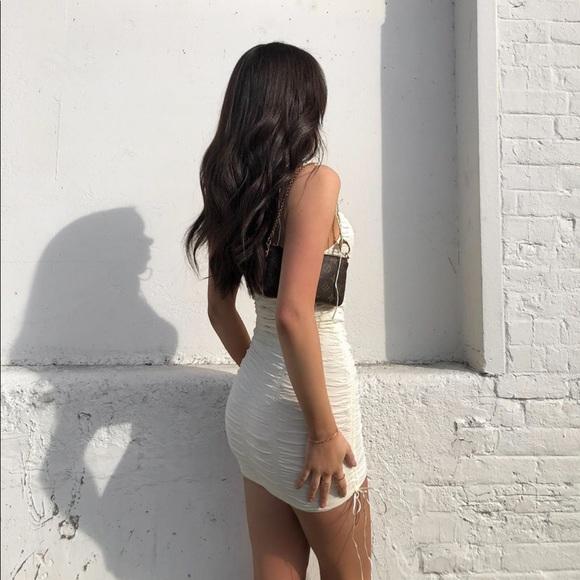 Cute verge girl dress